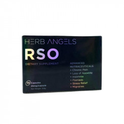 uy Herb Angels - RSO Capsules 10/25mg