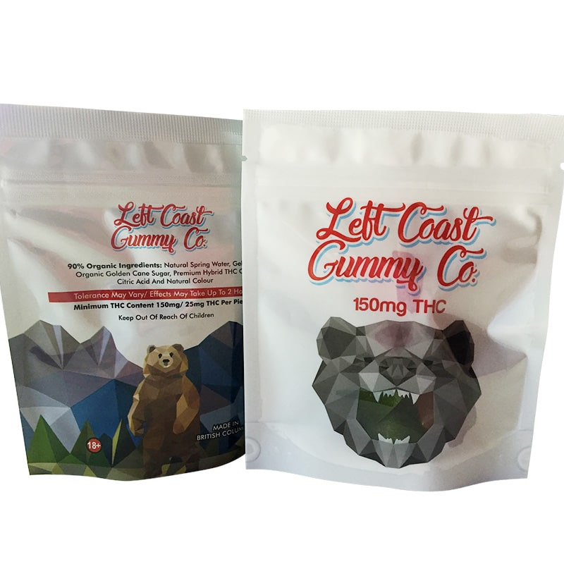 left coast gummy