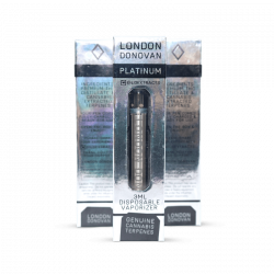 London Donovan Platinum THC Distillate Vape Pen