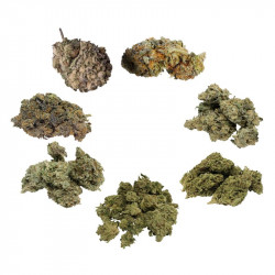 Weed Mix Flower Ounce